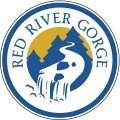 Red River Gorge logo.